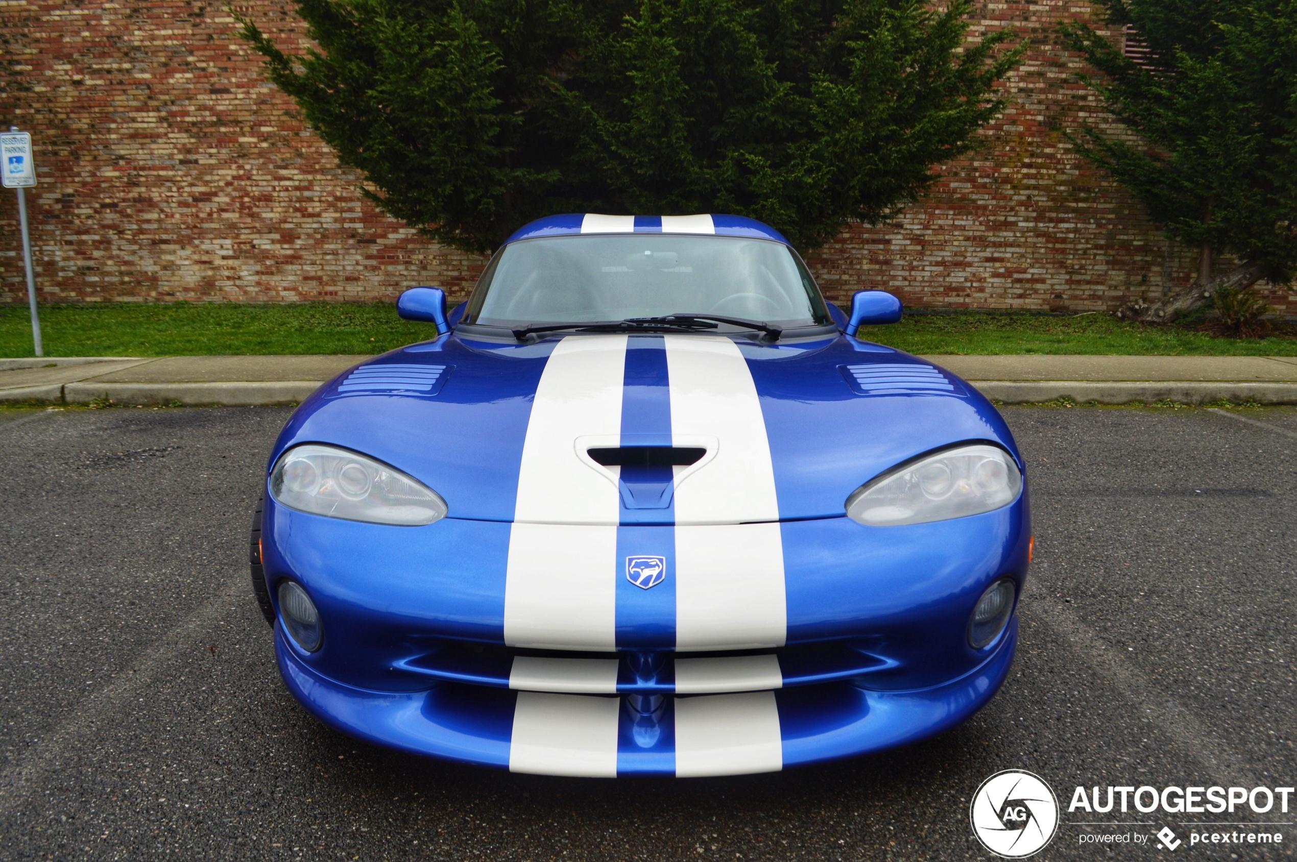 DodgeViper GTS