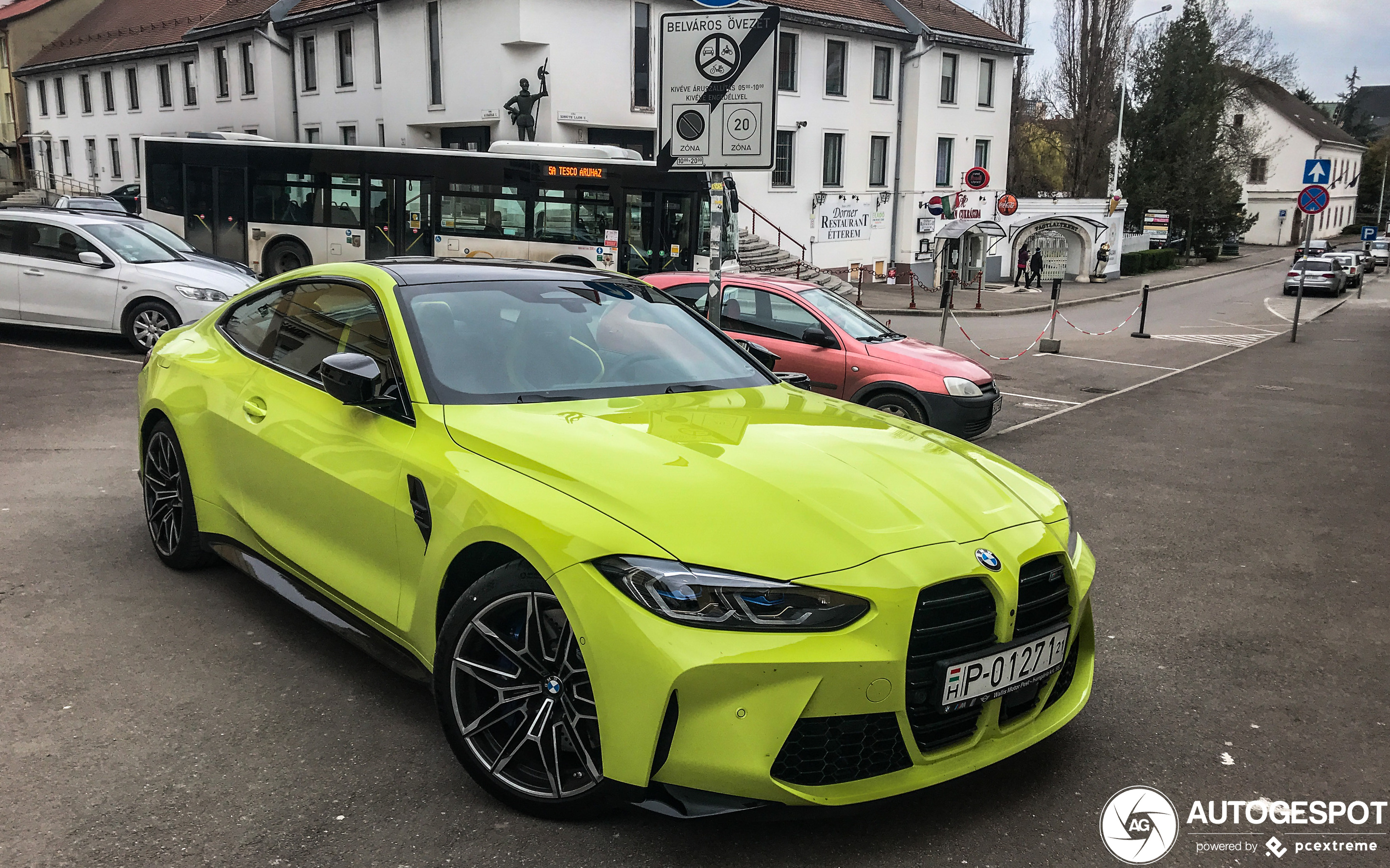 BMW M4 G82 Coupé Competition