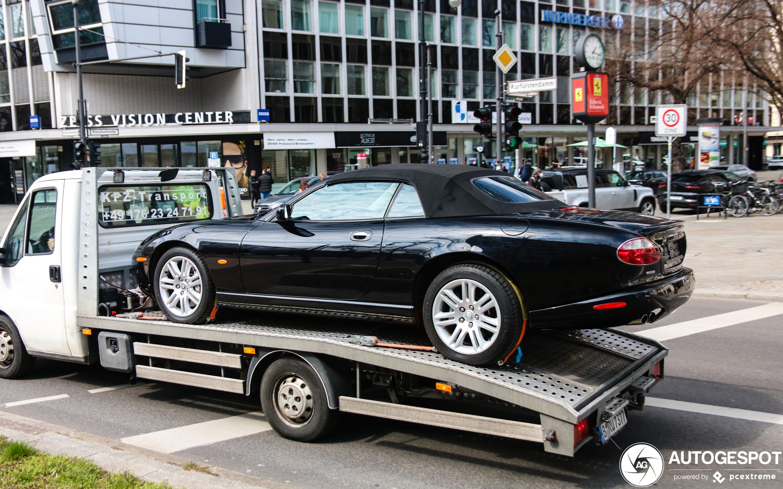 Jaguar XKR Convertible