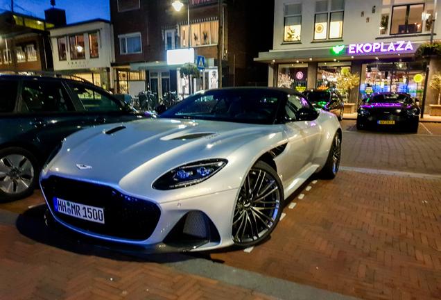 Aston Martin DBS Superleggera Volante