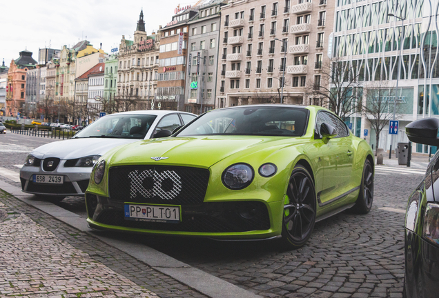 Bentley Continental GT 2020 Pikes Peak