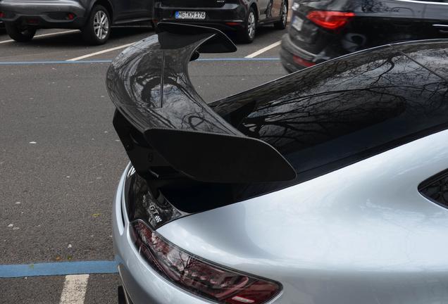 Mercedes-AMG GT Black Series C190
