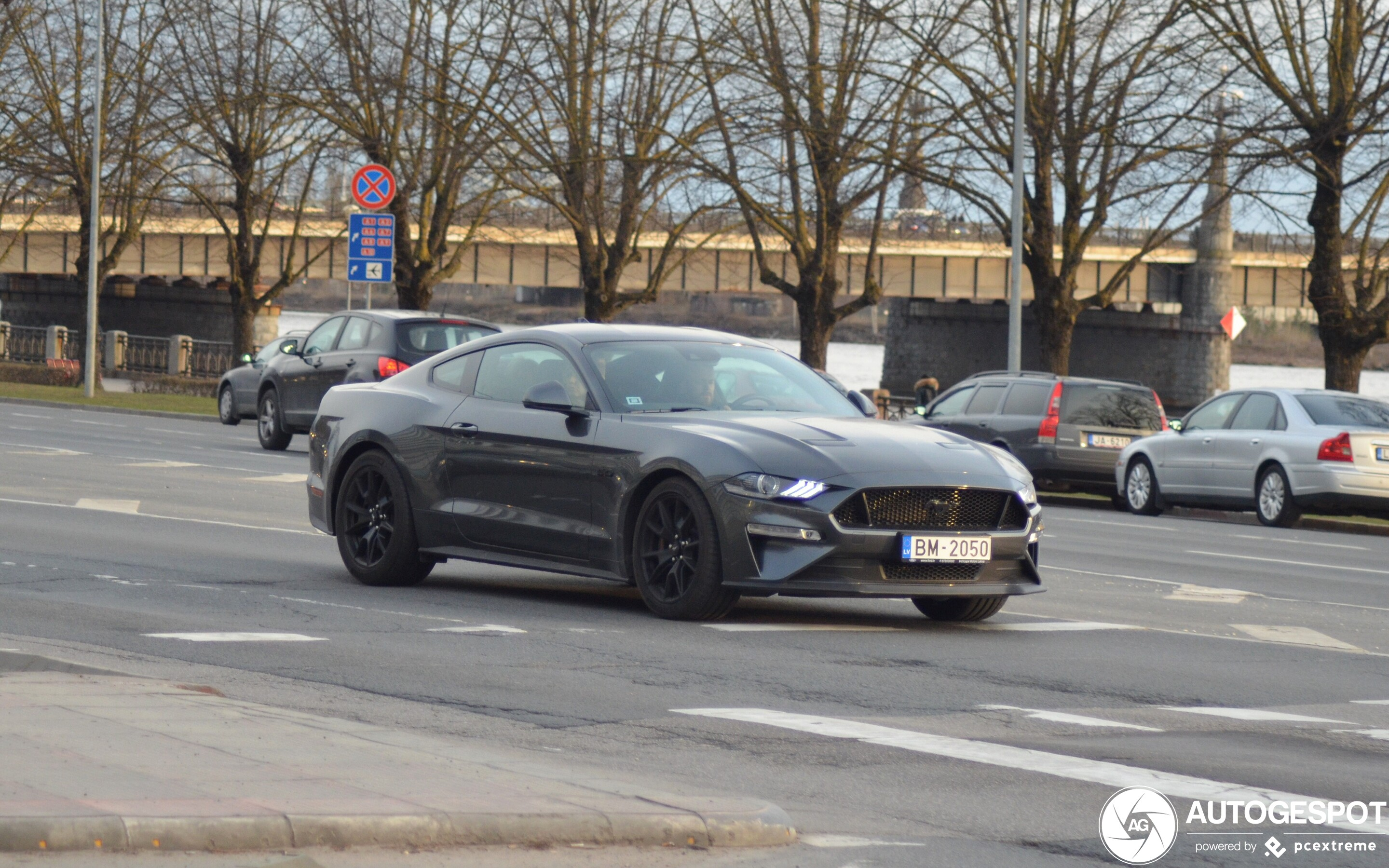Ford Mustang GT 2018