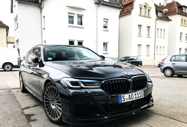 Alpina B5 Biturbo Touring 2021
