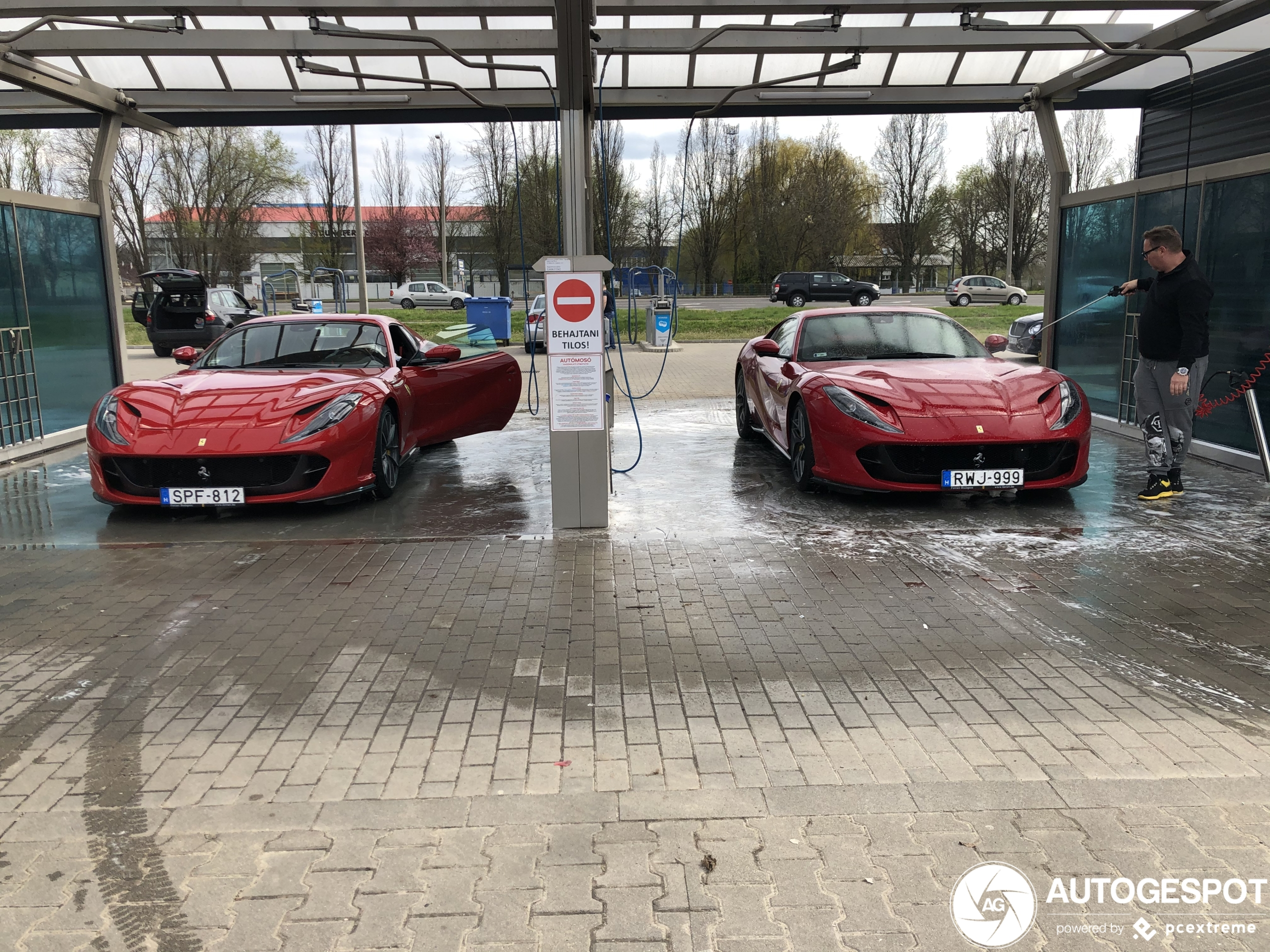 Ferrari812 GTS