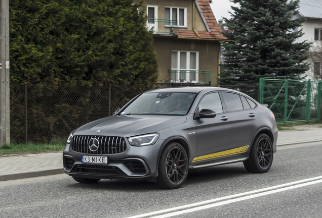 Mercedes-AMG GLC 63 S Coupe Edition 1 C253 2019