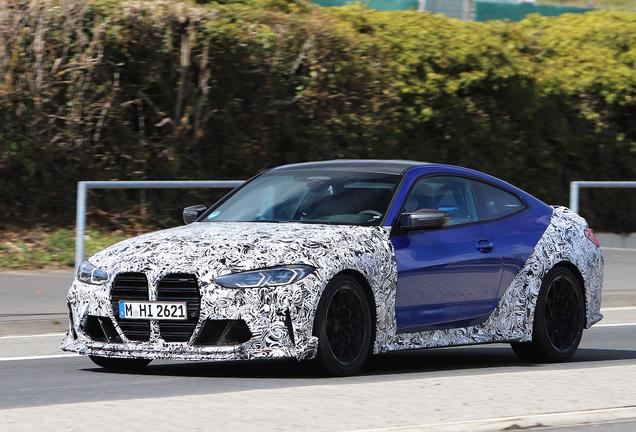 BMW M4 G82 CSL