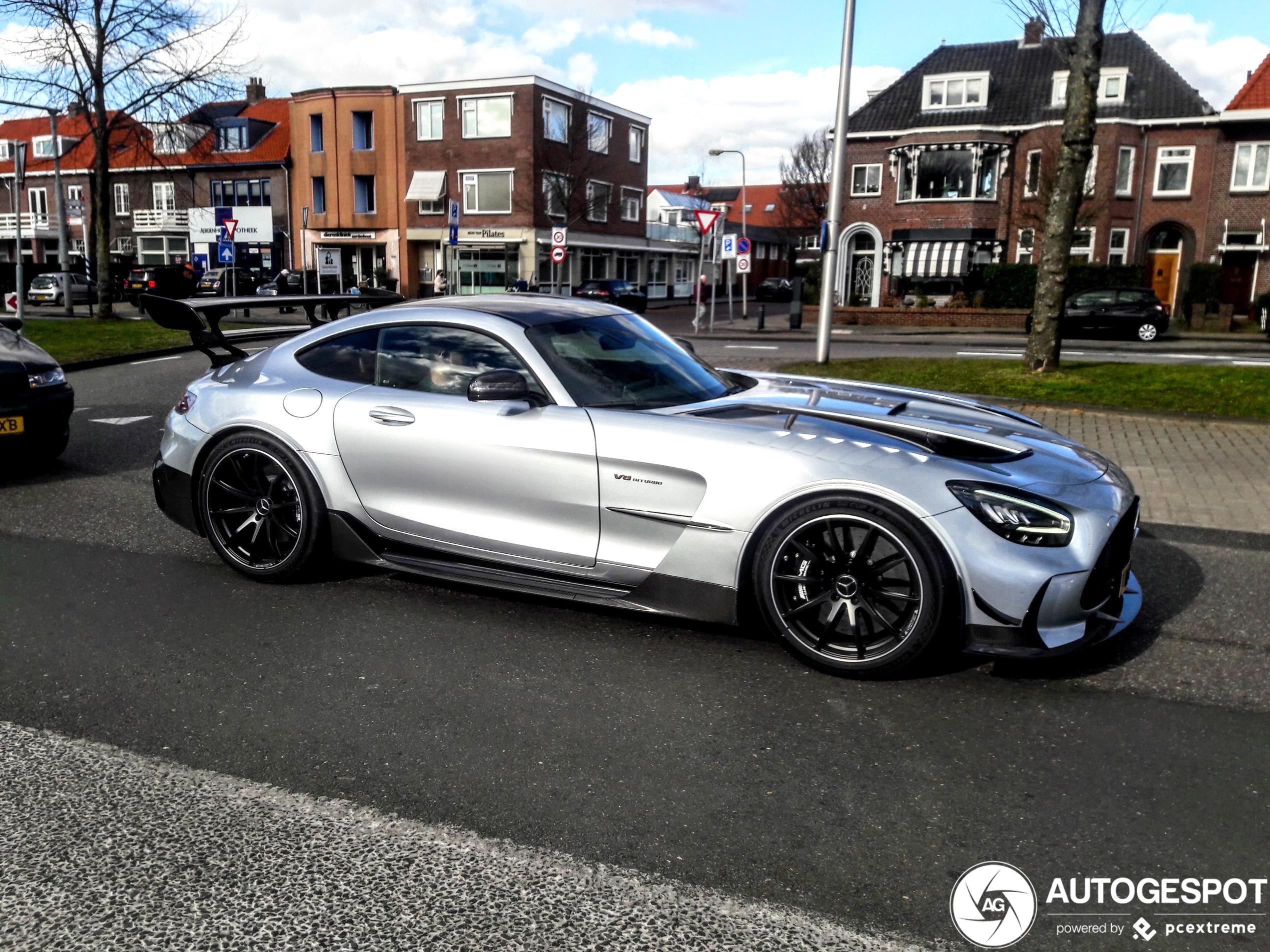 Mercedes-AMGGT Black Series C190