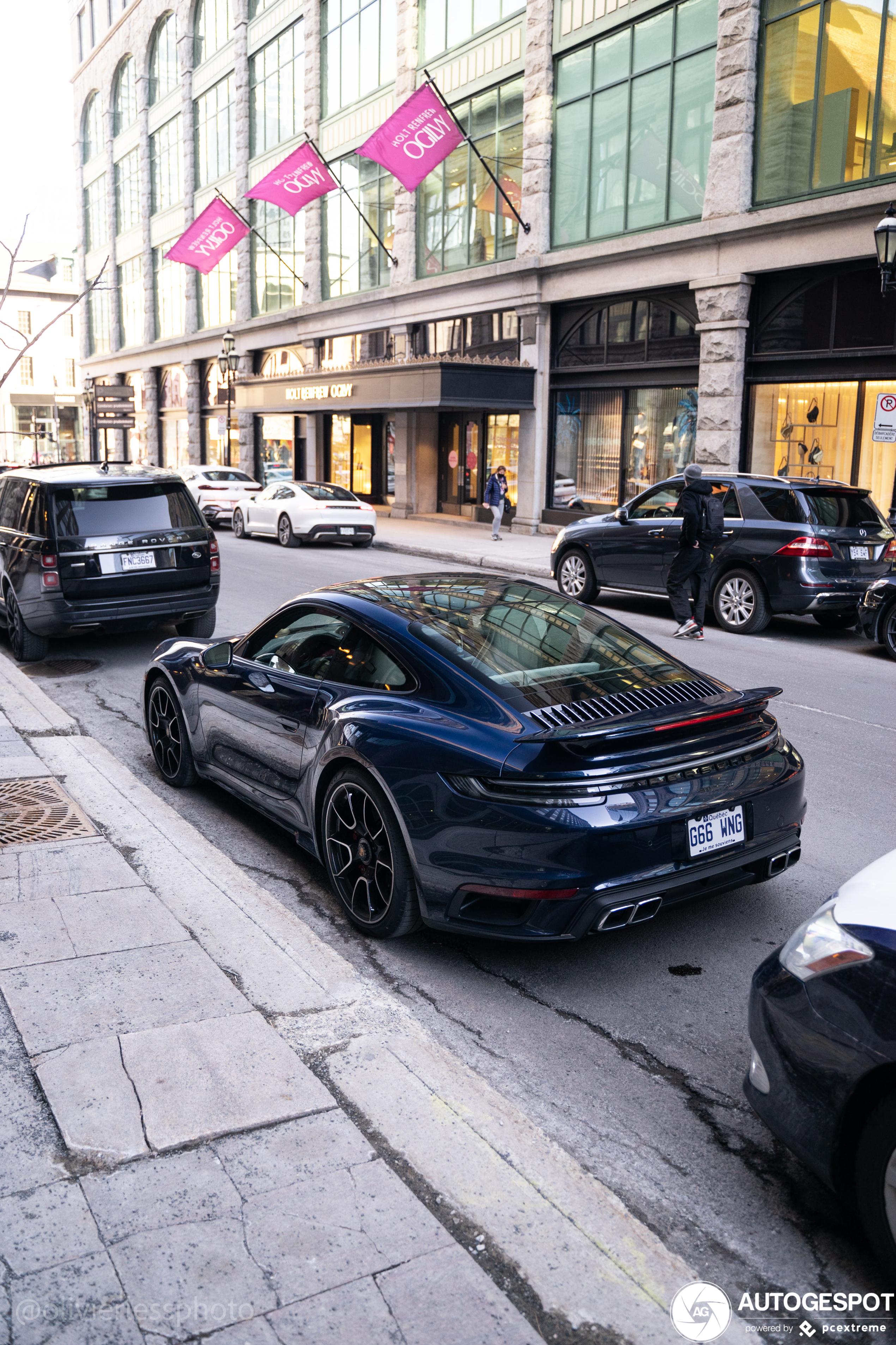 Porsche992 Turbo