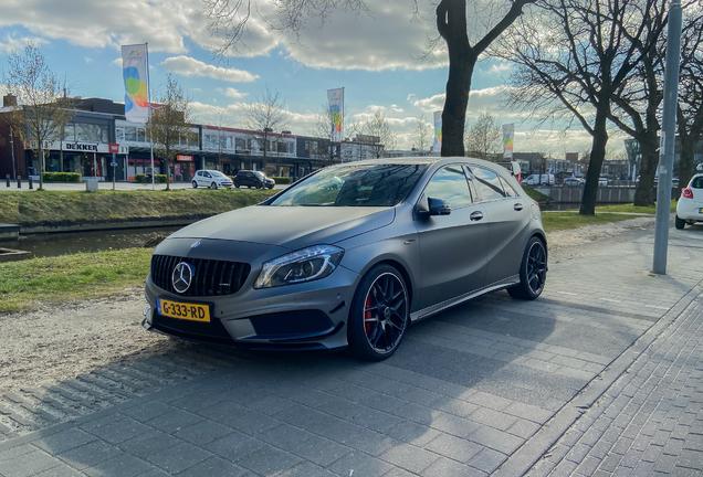 Mercedes-Benz A 45 AMG
