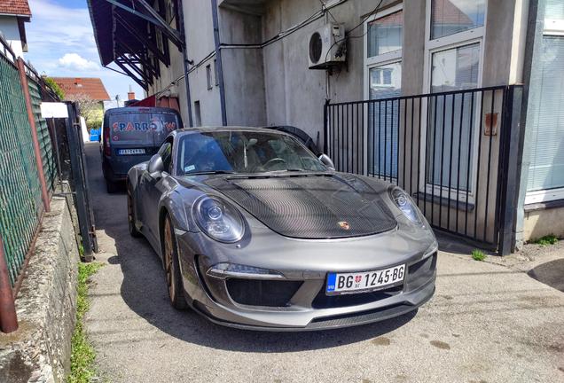 Porsche TopCar 991 Stinger