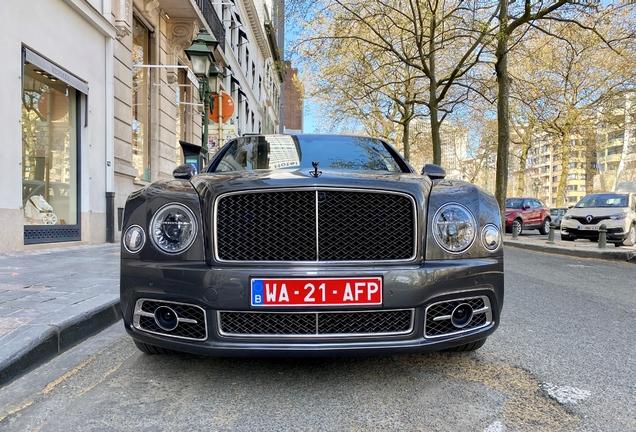 Bentley Mulsanne Speed 2019
