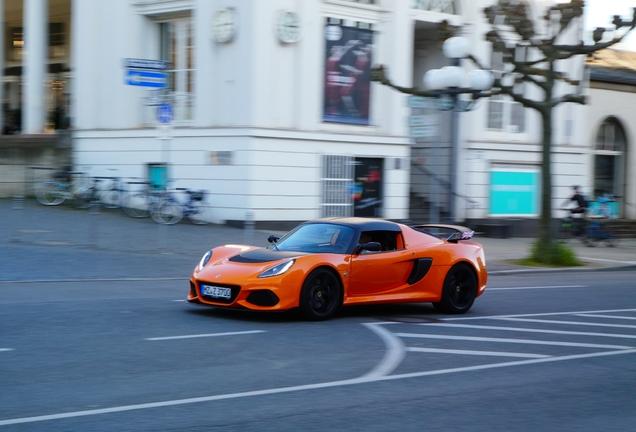 Lotus Exige 350 Sport 2019