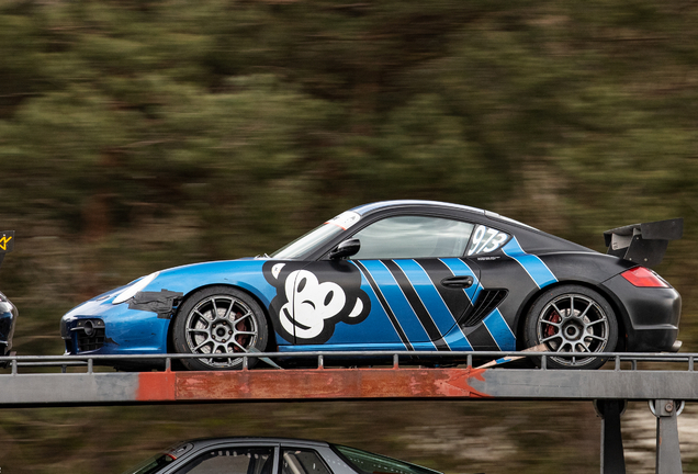 Porsche Cayman S MkI GT Cup