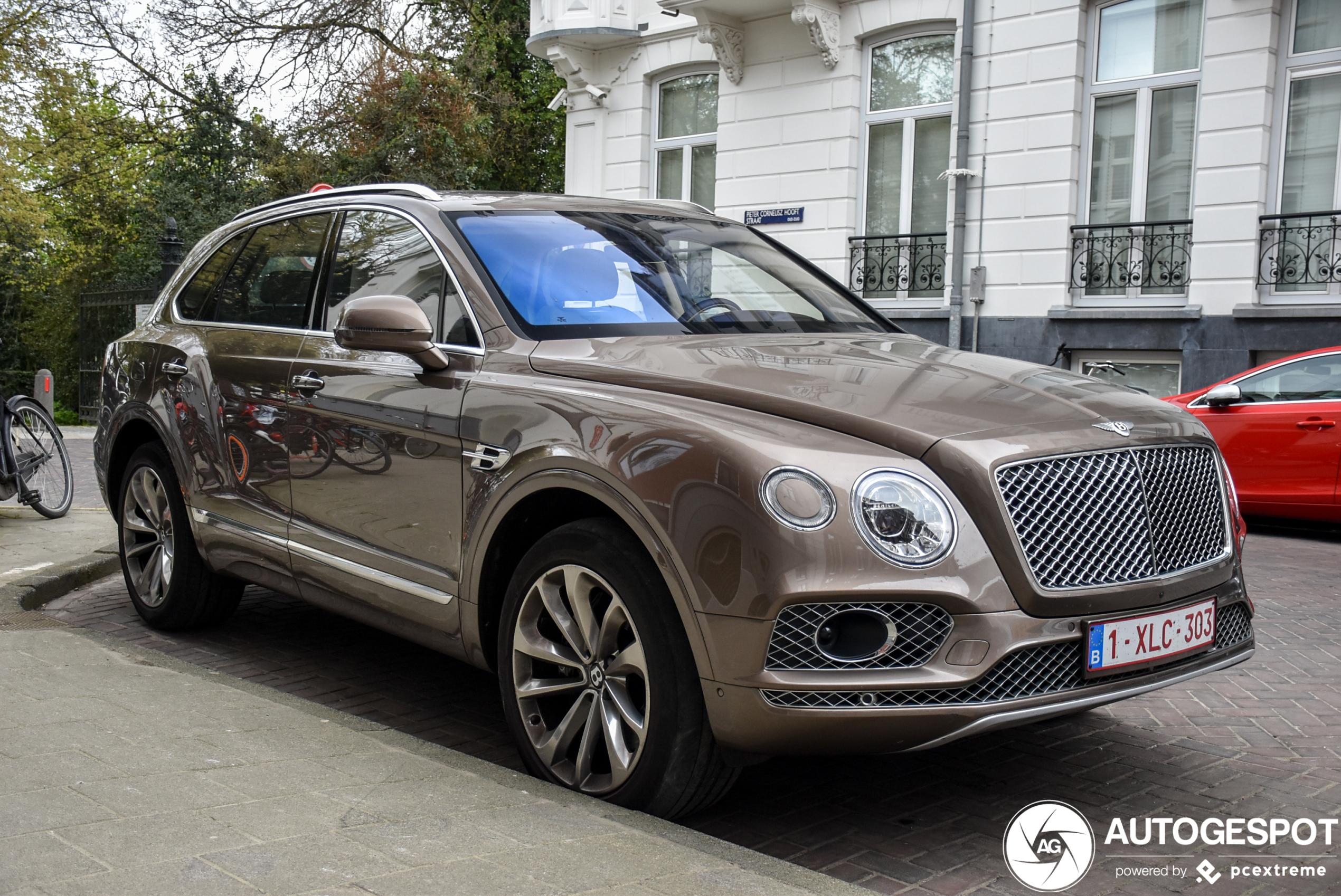 Bentley Bentayga Diesel