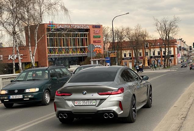 BMW M8 F93 Gran Coupé