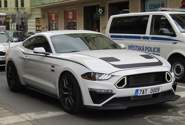 Ford Mustang RTR ME750R 2019