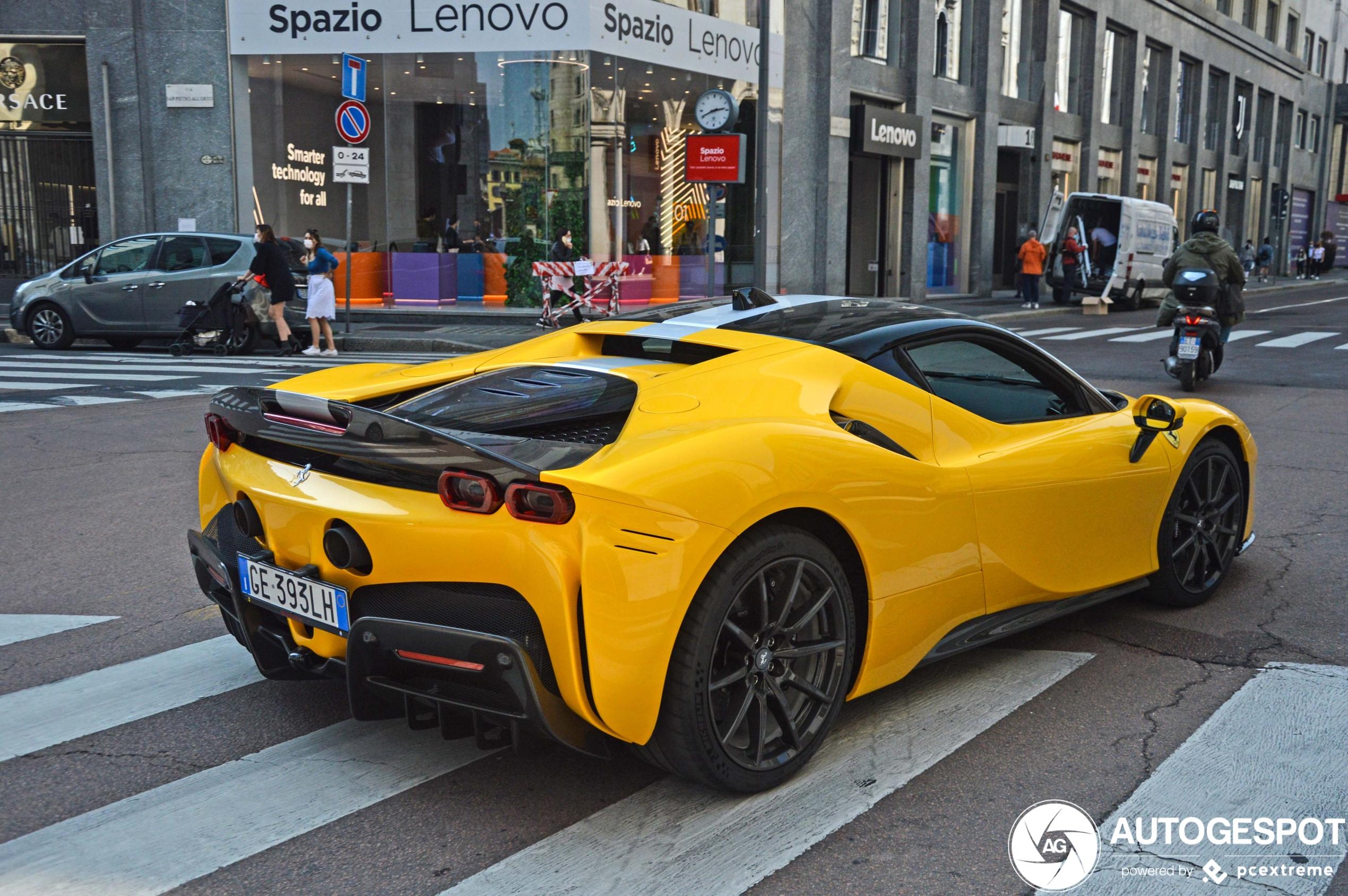 Ferrari SF90 Stradale stays impressive