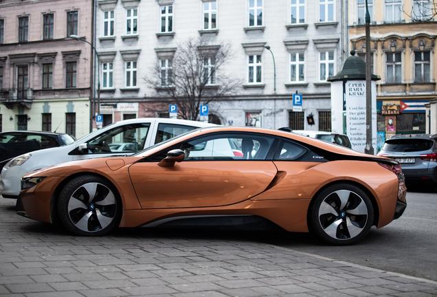 BMW i8 2018