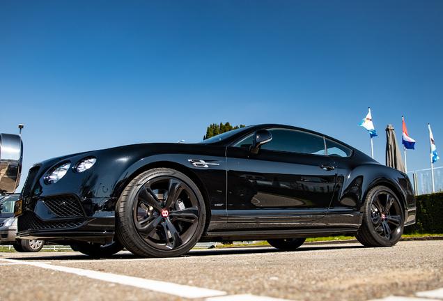 Bentley Continental GT V8 S Black Diamond Edition