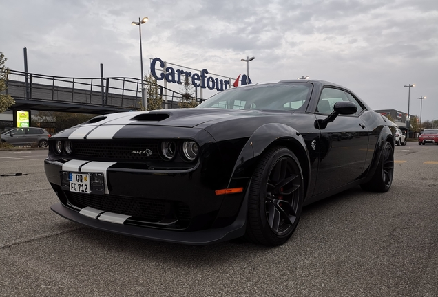 Dodge Challenger SRT Hellcat Widebody 2019