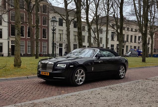 Rolls-Royce Dawn