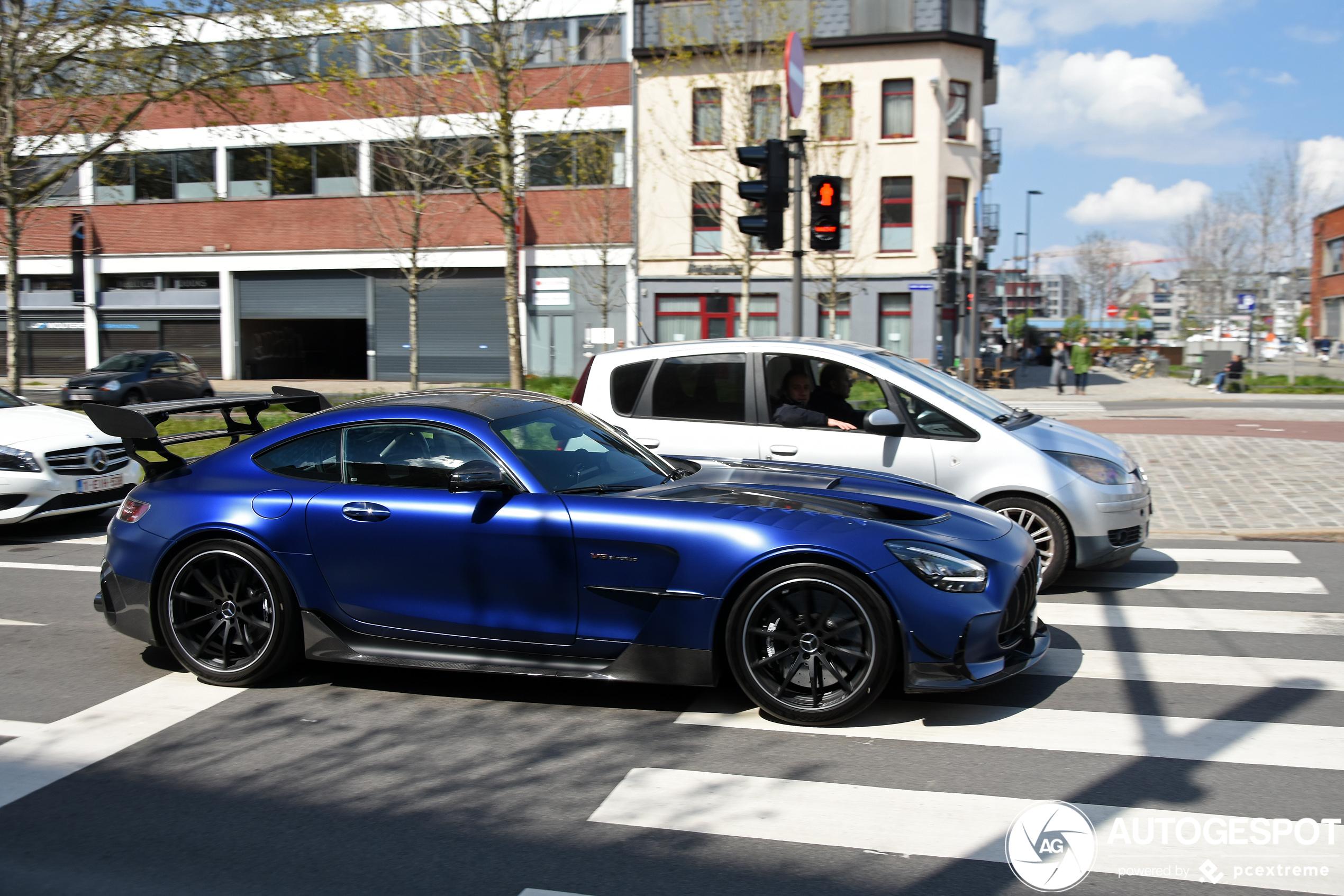 België verwelkomt eerste Mercedes-AMG GT Black Series