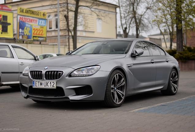BMW M6 F06 Gran Coupé