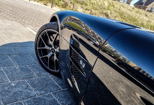 Mercedes-Benz SLS AMG GT Roadster Final Edition