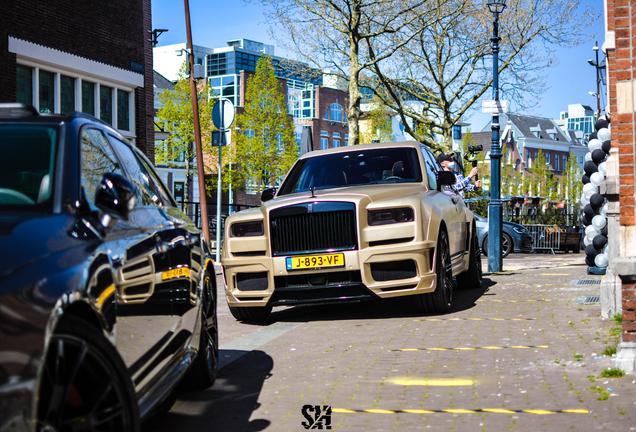 Rolls-Royce Cullinan Black Badge Spofec Overdose