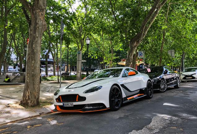 Aston Martin Vantage GT12