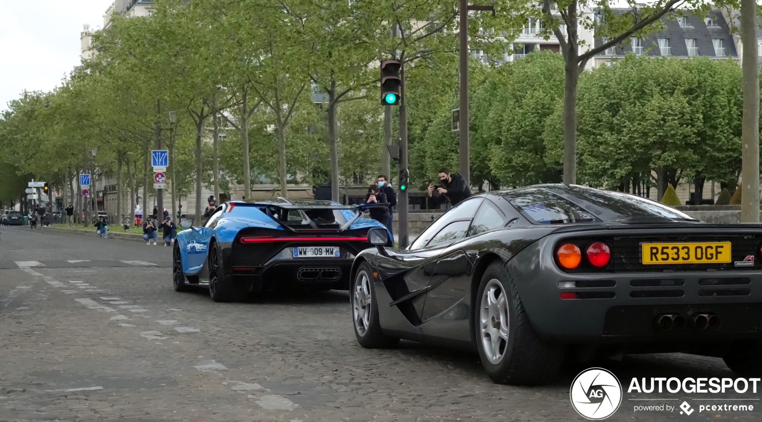 Bugatti Chiron Pur Sport is niet het exclusiefste op deze spot