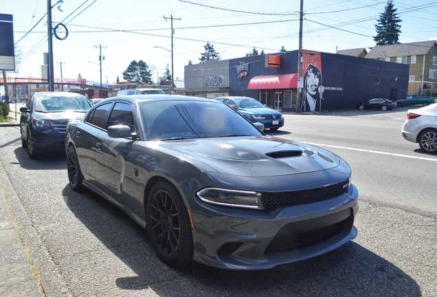 Dodge Charger SRT Hellcat 2017