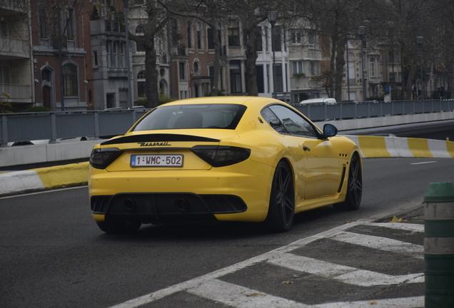 Maserati GranTurismo MC Stradale Novitec Tridente
