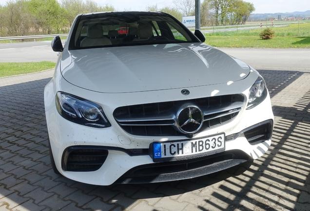 Mercedes-AMG E 63 S W213