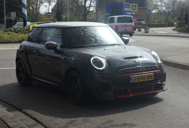 Mini F56 Cooper S John Cooper Works GP