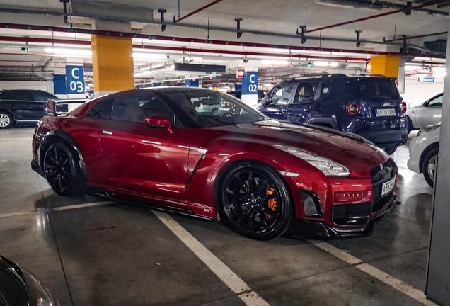Nissan GT-R Tommy Kaira FRP V3