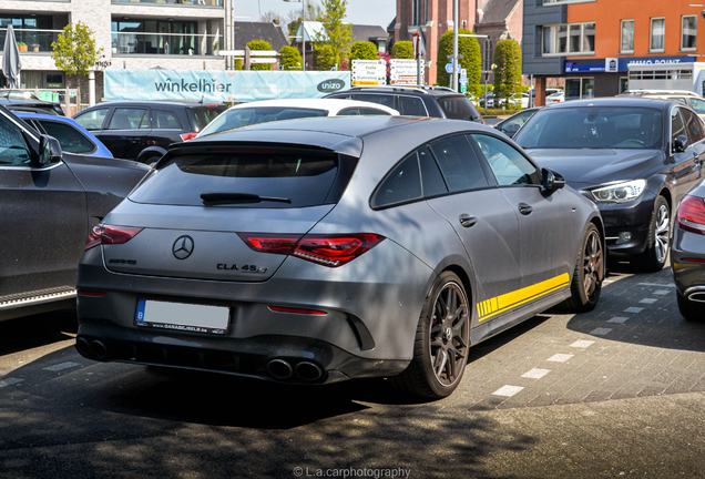 Mercedes-AMG CLA 45 S Shooting Brake Edition 1 X118