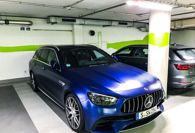 Mercedes-AMG E 63 S Estate S213 2021
