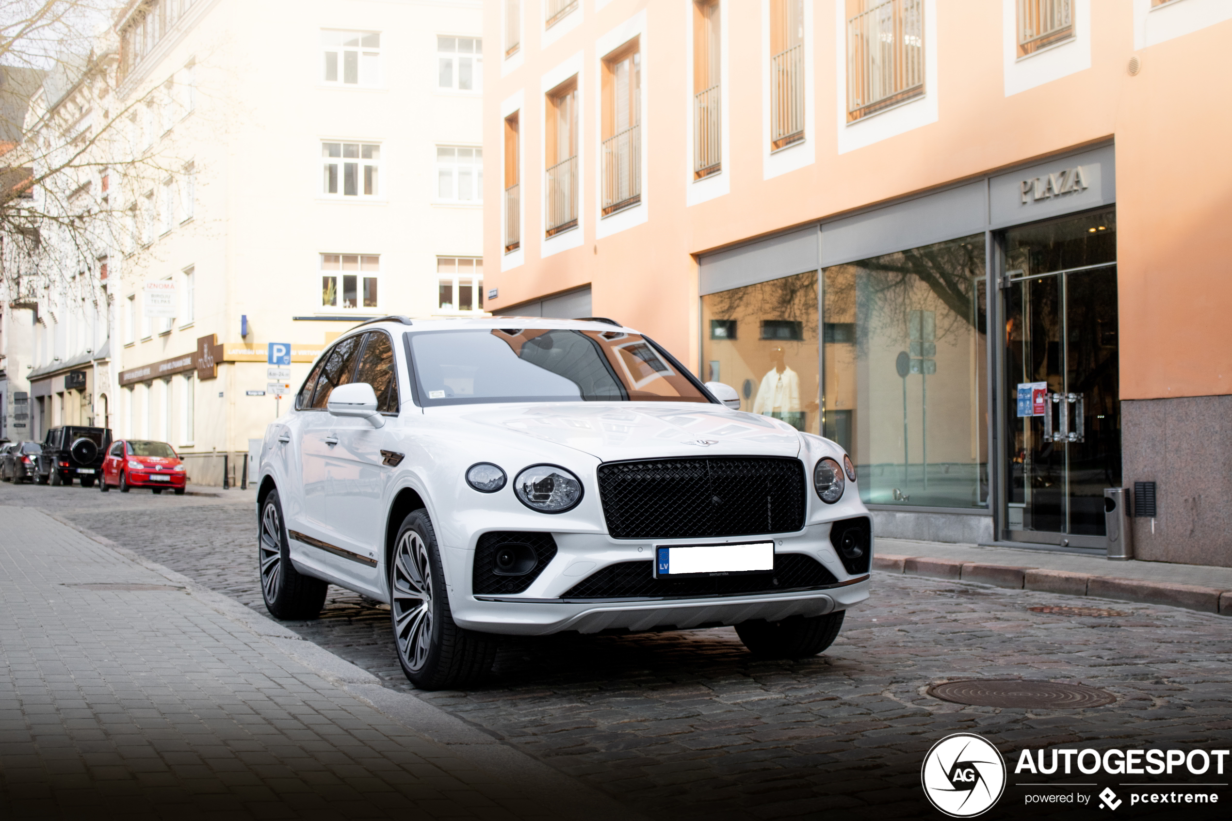 BentleyBentayga V8 2021 First Edition
