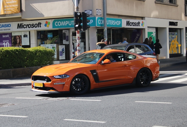 Ford Mustang GT 2018 Wengler Racing