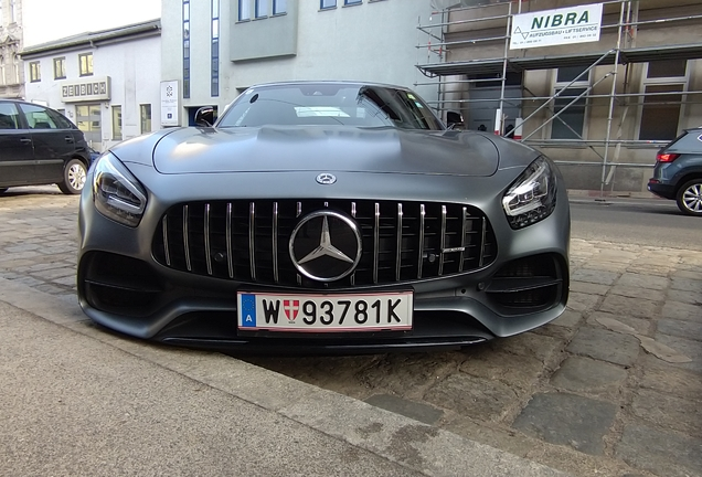 Mercedes-Benz GT C Roadster R190 2019