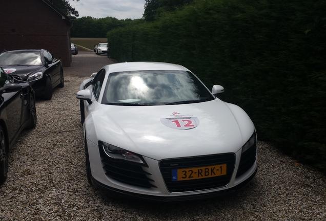 Audi Rieger R8