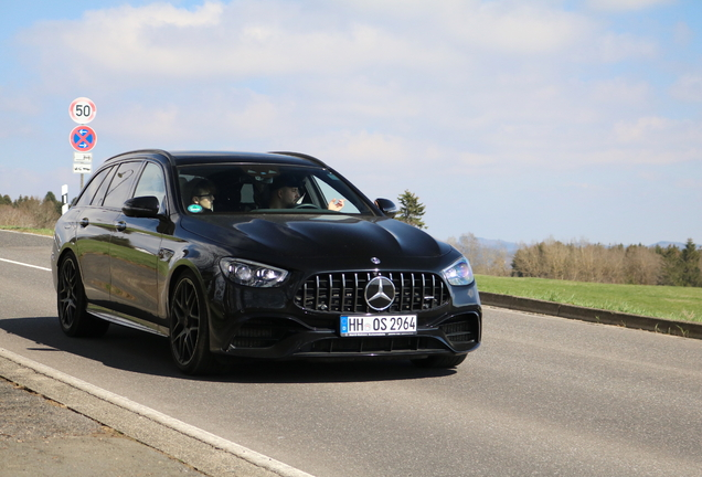 Mercedes-AMG E 63 S Estate S213 2021