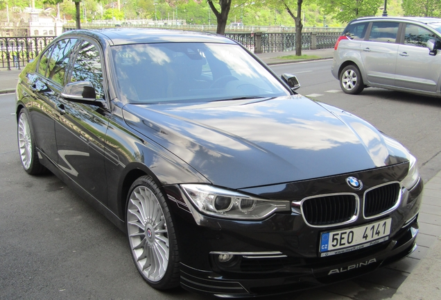 Alpina B3 Bi-Turbo Sedan 2013