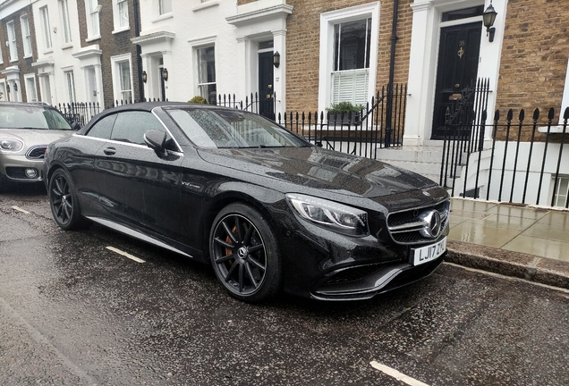 Mercedes-AMG S 65 Convertible A217