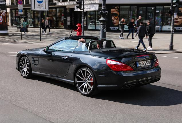 Mercedes-Benz SL 63 AMG R231 2LOOK Edition