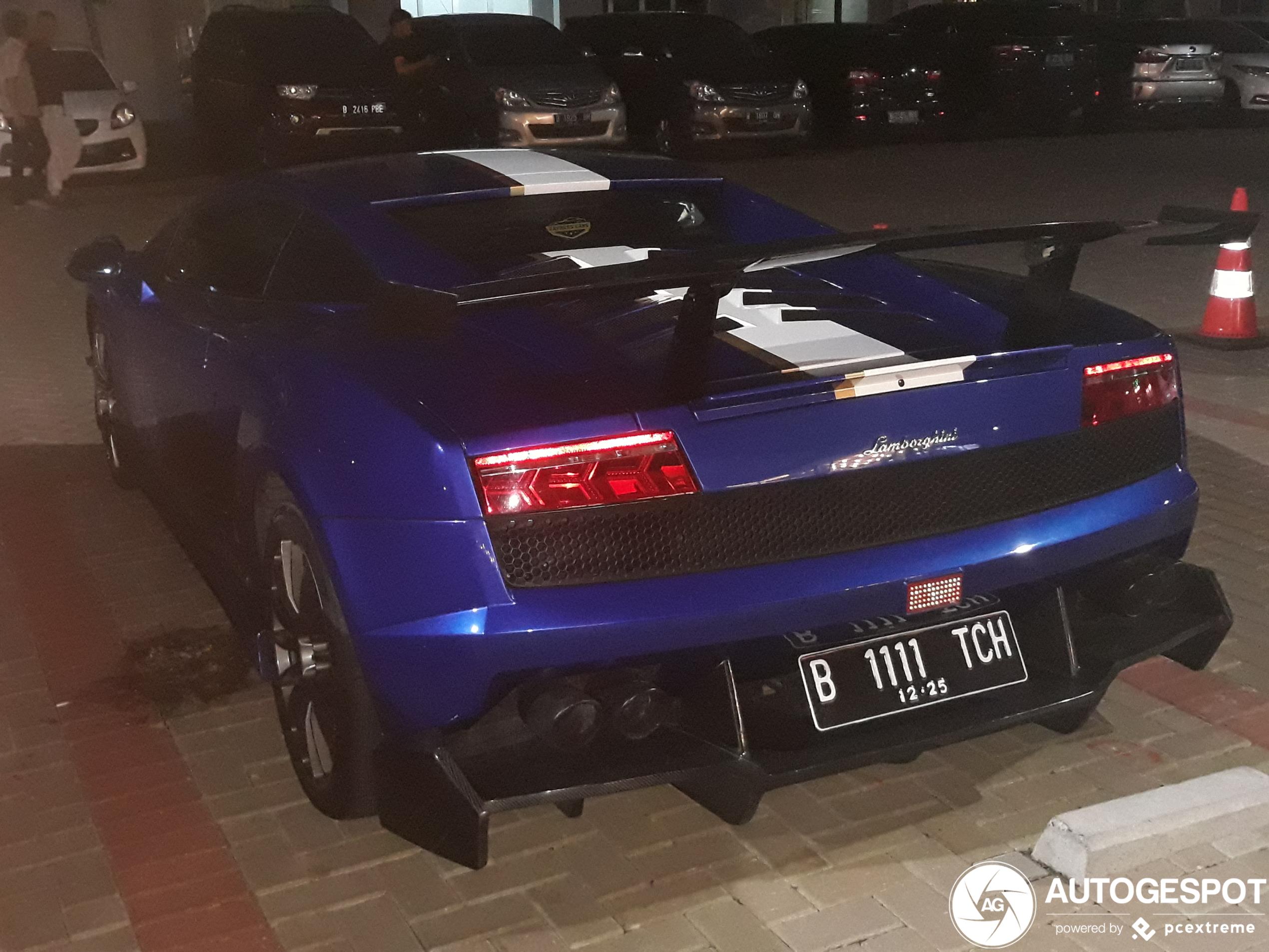 LamborghiniGallardo LP550-2 Valentino Balboni Reiter Engineering