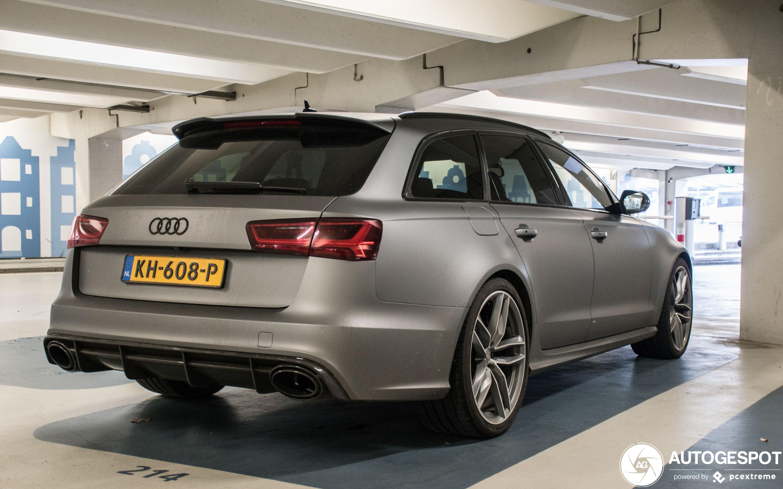 Audi RS6 Avant C7