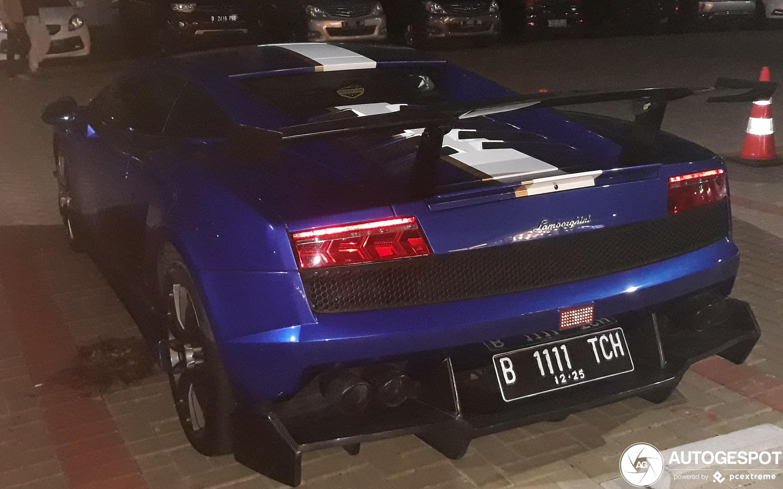 Lamborghini Gallardo LP550-2 Valentino Balboni Reiter Engineering